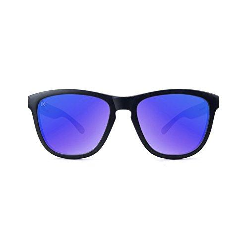 Gafas de sol Knockaround Premium Black / Moonshine Polarizadas: Amazon.es: Ropa y accesorios