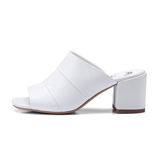 Ballerine Bianco Donna White EYR00363 35 Aimint 54xwvtq6Et