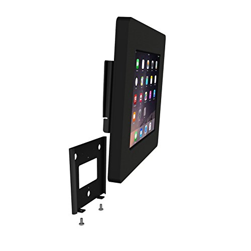 VidaMount iPad 2/3/4 Black Home Button Covered Fixed Permanent Glass Mount [Bundle] by VidaMount (Image #8)