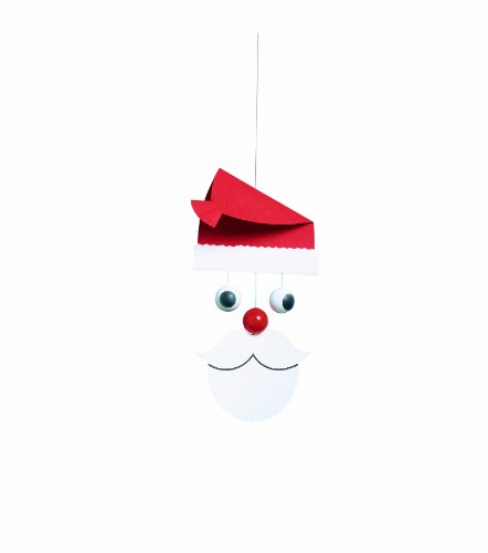 Flensted Mobiles Nursery Mobiles, Santa Claus - Santa Mobile