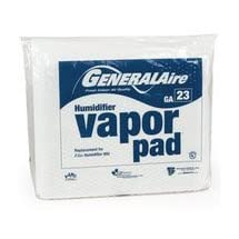 General Aire Genuine OEM Replacement Humidifier Vapor Pad GA-23 (2-Pack Special) by Generalaire