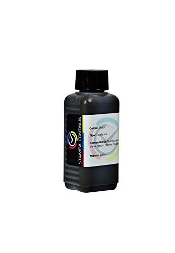 1 opinioni per Inchiostro sublimatico per stampanti Epson, Ricoh, Brother 100ML Colore Black