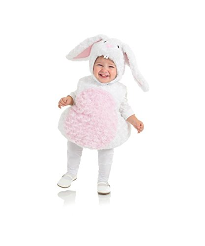 Under Wrap White Bunny Toddler Costume -