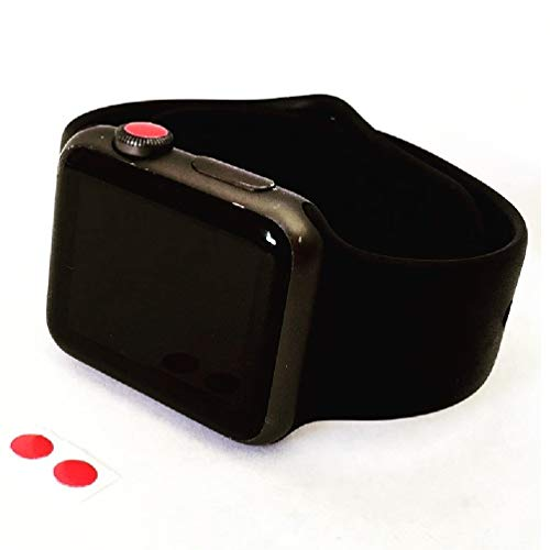 Apple Watch Red Sticker Dot for Crown