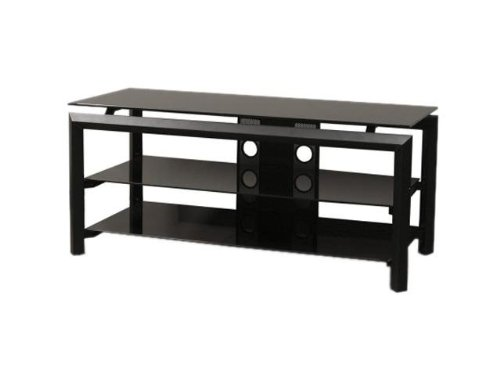 TechCraft HBL44 44-Inch Wide Flat Panel TV Stand - (Tech Craft Metal Tv Stand)