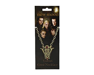 Twilight Moon Prop Replica Volturi Crest Necklace by NECA
