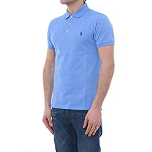 Ralph Lauren Short Sleeve Polo Shirt,Mens.