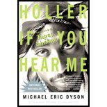 Holler if You Hear Me - Searching for Tupac Shakur (01) by Dyson, Michael Eric [Paperback (2006)] PDF