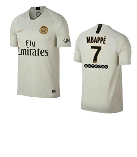 new product c2851 0f3f4 Amazon.com : ProApparels Mbappe Jersey PSG Away 2018/2019 ...