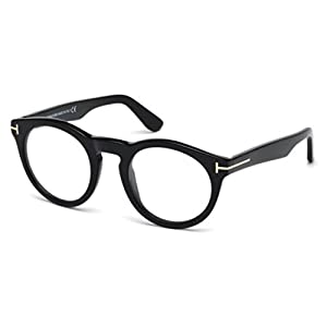 TOM FORD Eyeglasses FT5459 001 Shiny Black