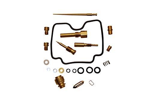 Venom Brand Full Carburetor Carb Rebuild Kit (Fits/Compatible With Yamaha 2000-2004 Big Bear 400 YFM400) (2002 Yamaha Big Bear 400 Service Manual)