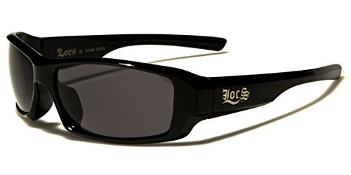 Locs Original Gangsta Shades Fashion Statement - Custom Sunglasses Uk