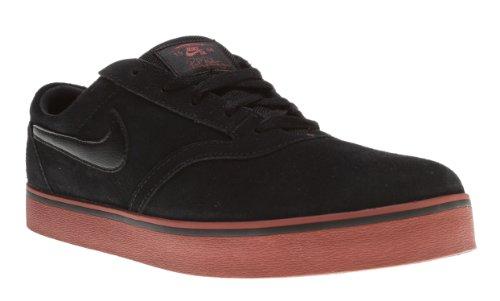 Nike Damen Classic Cortez Leather Gymnastikschuhe Schwarz (nero / Bianco / Nero 016)