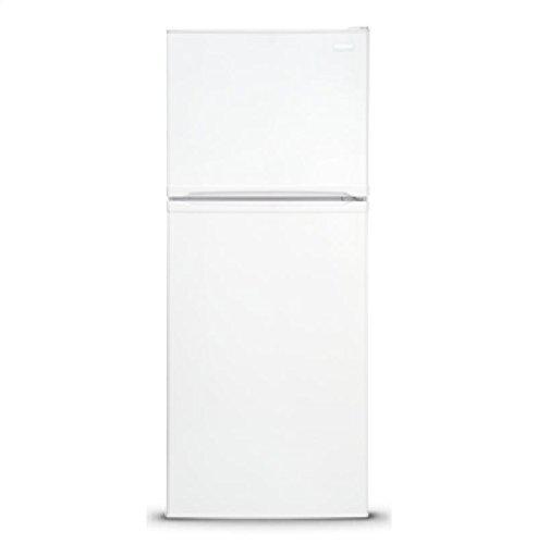 """Frigidaire FFET1022QW 24"""" Top-Freezer Refrigerator, White"""