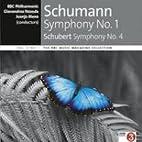 Schumann: Symphony No. 1 and Schubert:…