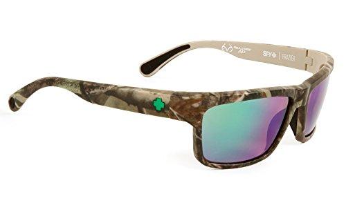 Spy Frazier Spy + Real Tree Happy Bronze Polar With - Spy Real Sunglasses