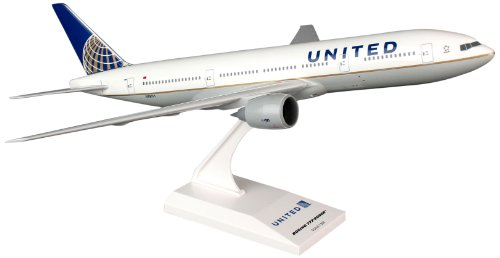 daron-skymarks-united-777-200-post-co-merger-livery-model-building-kit-1-200-scale