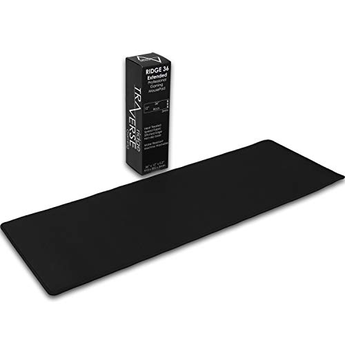 Pro Gaming Mouse Pad (5mm) | Ridge Extended 36 inch