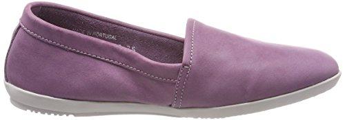 Femme lilac Washed Violett Mocassins Softinos Olu382sof 4nPOBPH