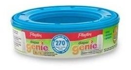 Playtex Diaper Genie Disposal System Refills, 6 pack, up to 270 diapers each (1620 total) [Item #71244]