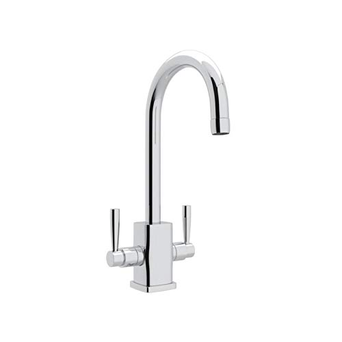 ROHL U.4209LS-APC-2 BAR/FOOD PREP FAUCETS, Polished Chrome