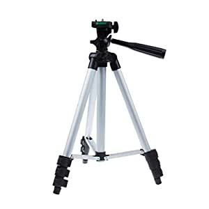 Universal Portable Digital Camera Camcorder Tripod Stand With Mobile Holder And Bag