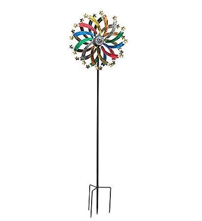 Amazon.com: Wind & Weather KA6903 - Escultura solar con ...