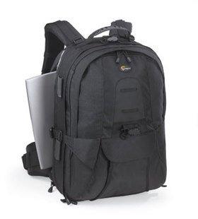- Lowepro Compu Trekker Plus Aw Slr Digital Camera Bag Laptop 17\'' Backpack & All Weather Cover ( picture color )