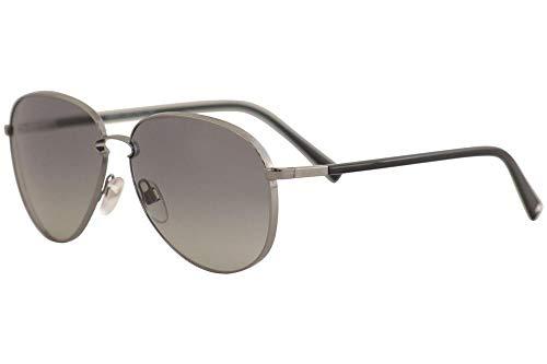 Valentino VA2021 Silver/Gray Women's Sunglasses, 59mm ()