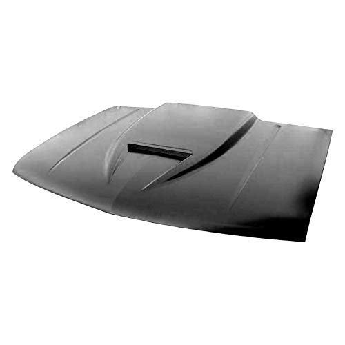 Auto Metal Direct 300-4088-3 Ram Air Style Hood ()
