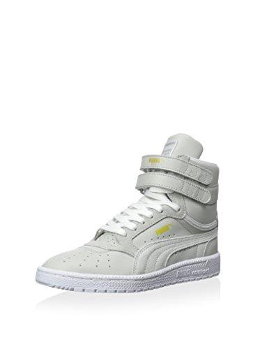 PUMA Women's Sky II Hi Basic Sports Grey Violet Sneaker 8 B (M)