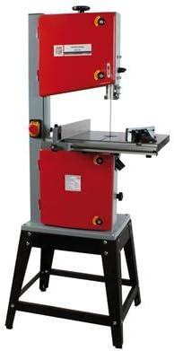 Holzmann 300J - Sierra de cinta para madera, 230 V, incluye base ...