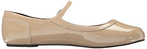 SKY309 Pleaser Schwarz Lack M Dress Sandal Platform Women's Chrome Bpu 44SH5r