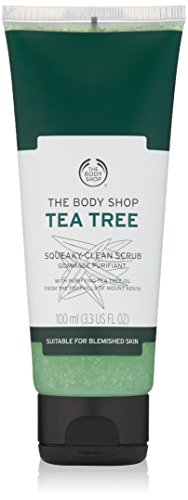 The Body Shop Tea Tree Scrub