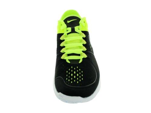Scarpa Da Allenamento Per Allenatore Uomo Nike Fs Lite Nero / Volt / Bianco / Argento Metallizzato