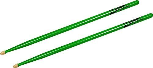 Zildjian Acorn Neon Green Drumsticks