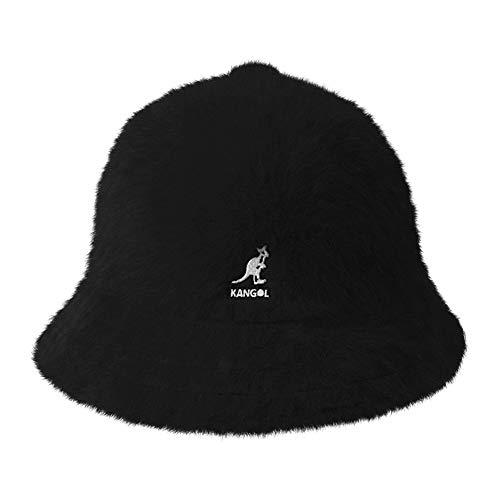 - Kangol Men's Furgora Casual , An Old School, Classic Bucket Shape, Black (X-Large)