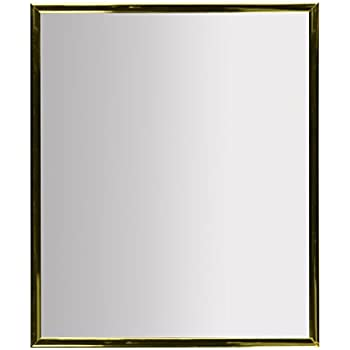 Kole OC538 Wall Mirror Gold Trim Wall Mirror