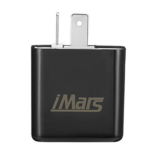 Kungfu Mall 2pcs iMars 2 Pin Speed Adjustable Flasher Relay DC 12V Motorcycle LED Turn Signal