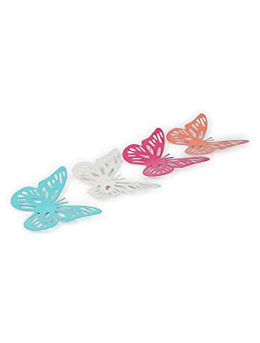 Elan Clip (ELAN SPRING TIME BUTTERFLY MAGNETS (Small, Multicolor))