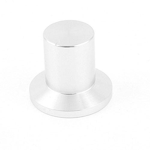 Knob Aluminium (30mm CNC Machined Aluminium Alloy Potentiometer Knob Cao 6mm Dia Hole)