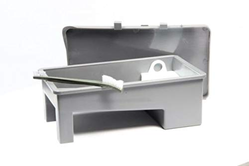 HySkore Degreezer Firearms Parts Cleaning Tank Polymer Gray