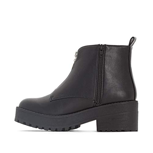 Black Boots Women's COOLWAY Zape COOLWAY Women's XPxwIqv