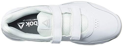 Work Scarpe Camminata steel Reebok N Cushion 2 Uomo 0 Da Velcro White XHqfdw