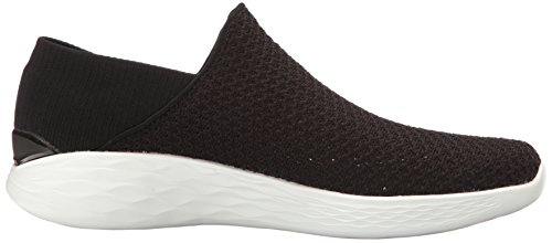 Noir Skechers You bkw Enfiler Baskets Femme wqUOrIdqCx