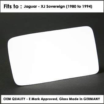 Driver Side TO-Yaris 2006 to 2011Silver Wing//Door Mirror Glass RH
