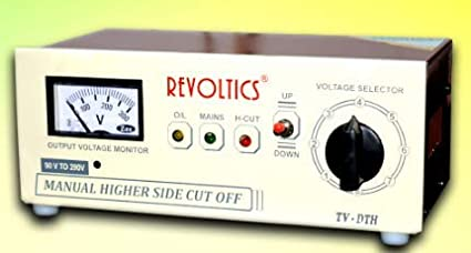 Revoltics, Stabilizer for TV and DTH RVA 300