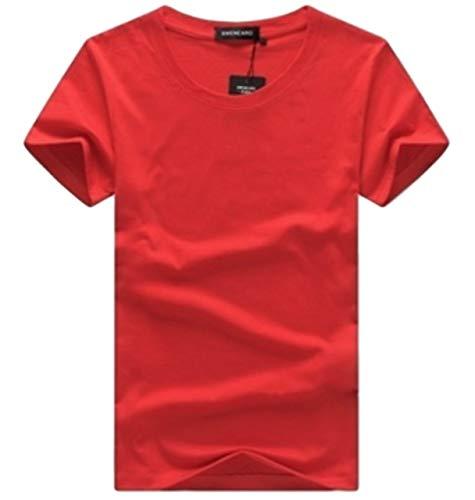 [シービリーヴ] Tシャツ Uネック 半袖 無地 インナー カジュアル シャツ シンプル 良質素材 かっこいい 速乾 薄手 部屋着