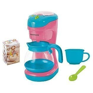 My First Kenmore Coffee Maker