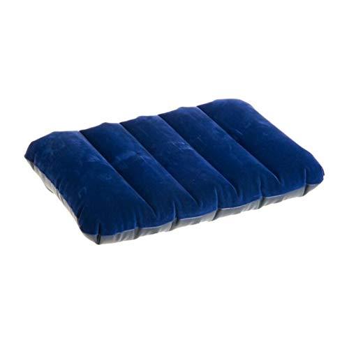 Sendk Camping Pillow Ultralight, Inflatable Travel Pillows, Folding Blow Up Air Cushion Rectangle Pillow Sleeping/Hiking…